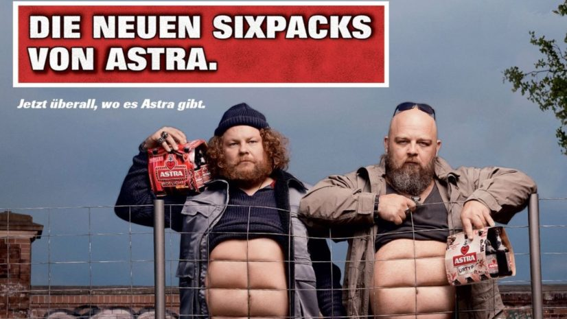 Astra sixpack