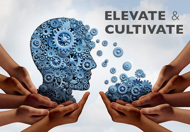 ©QRCA Elevate and cultivate