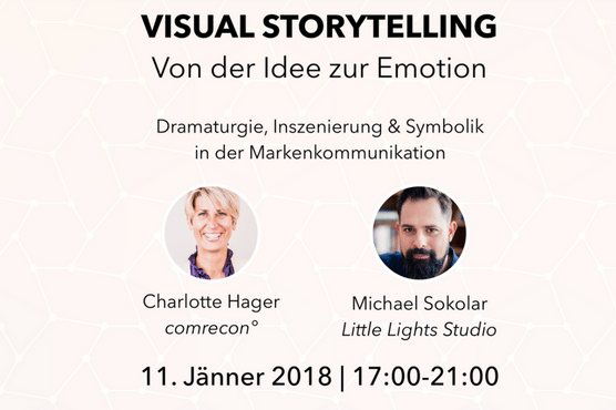 Workshop Visual Storytelling am 11.1.2018