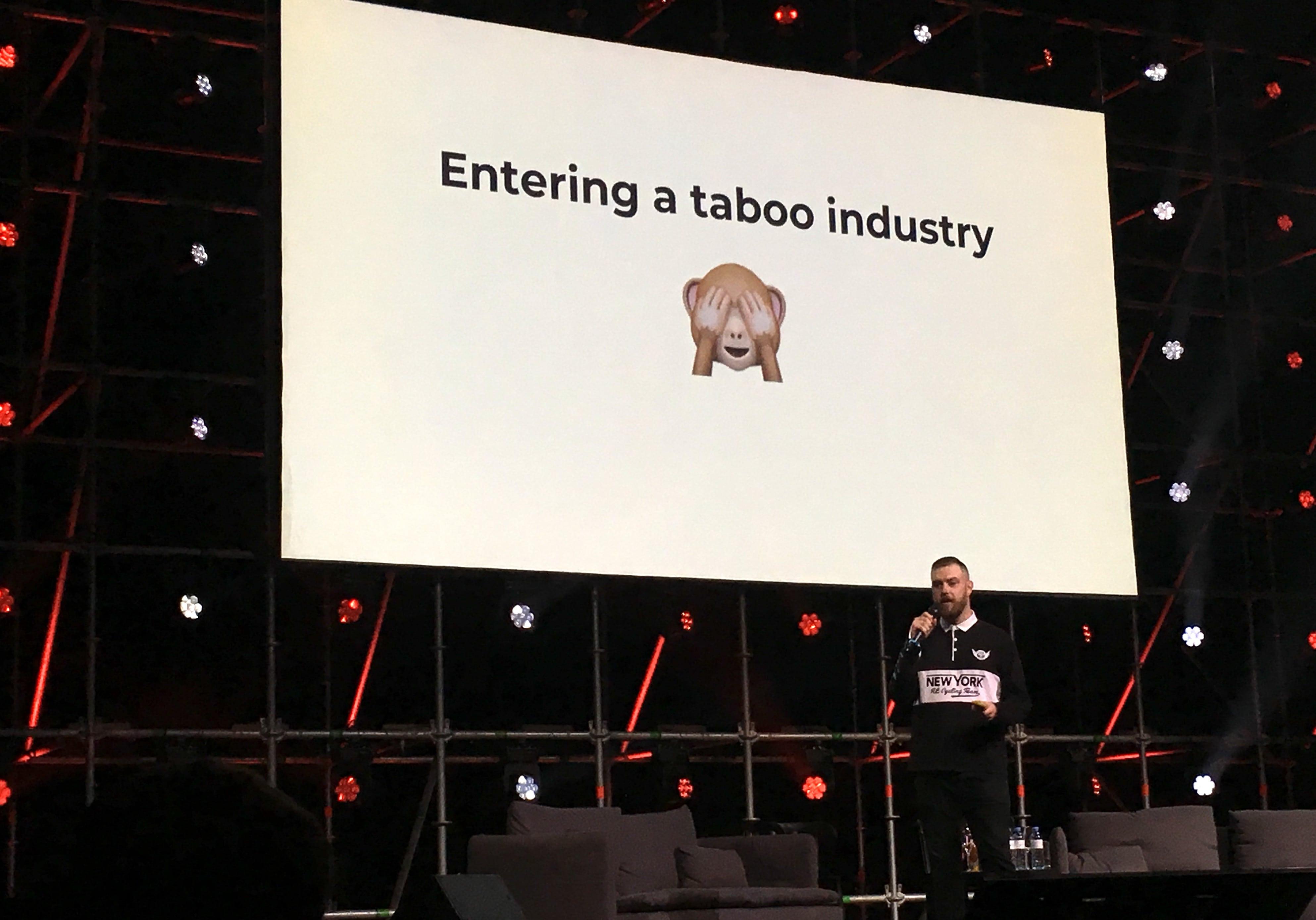 Andrew Cross Pornhub taboo industry