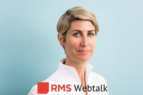 RMS Webtalk mit Charlotte Hager